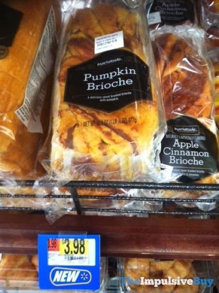 Marketside Pumpkin Brioche