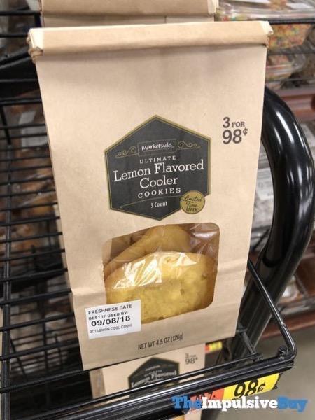 Marketside Ultimate Lemon Flavored Cooler Cookies