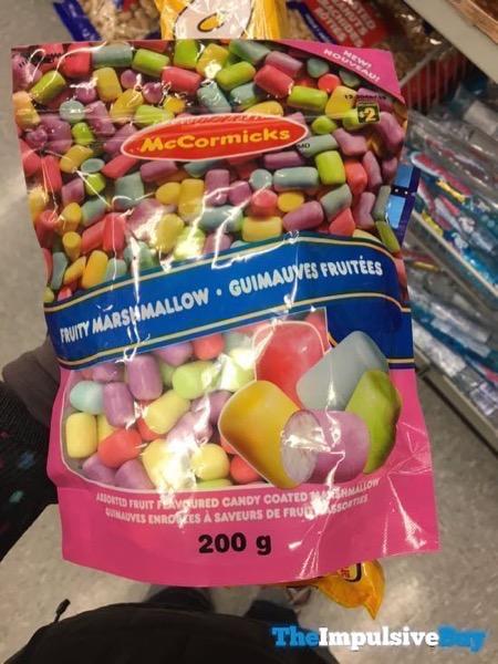 McCormicks Fruity Marshmallows