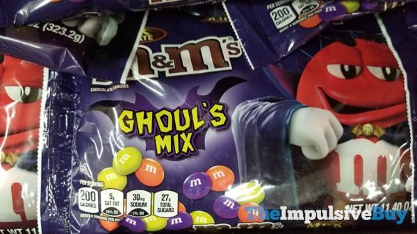 Milk Chocolate M M s Ghoul s Mix