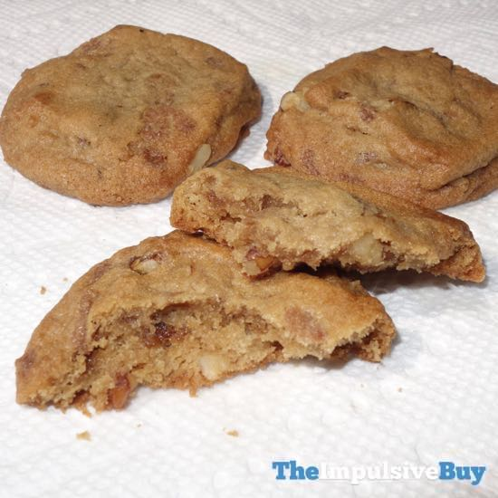 Nestle Toll House Seasonal Batch Maple Walnut Cookie Dough 4