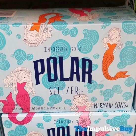 Polar Seltzer Jr Mermaid Songs