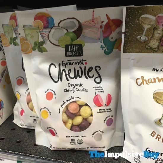 Project 7 Gourmet Chewies
