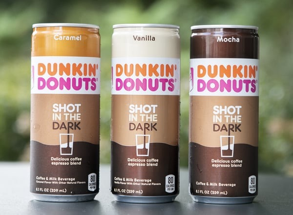 Dunkin' Donuts Shot in the Dark Lifestyle Image