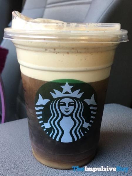 Starbucks Cold Foam Dark Cocoa Nitro