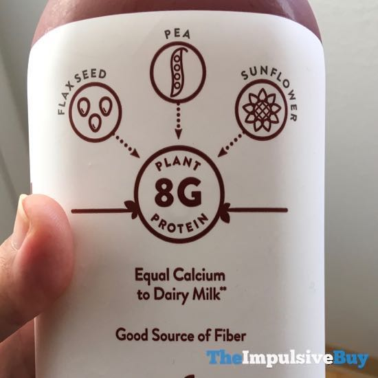 Suja Chocolate Organic Plant Protein Milk 2