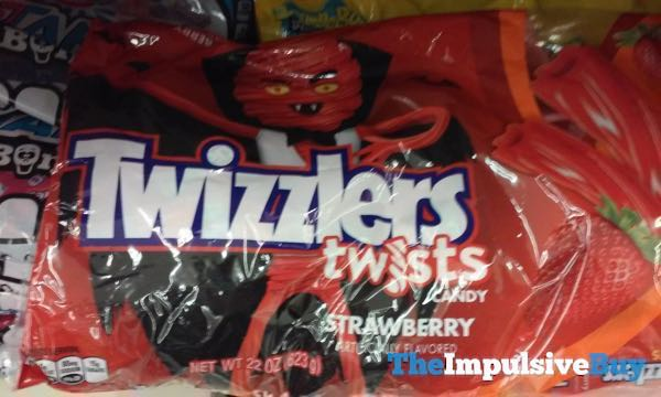Twizzlers Twists Strawberry Halloween 2018 Design