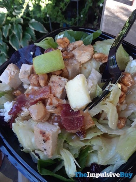 Wendy s Harvest Chicken Salad Fruits