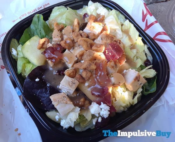 Wendy s Harvest Chicken Salad
