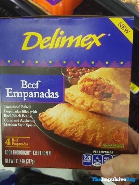 Delimex Beef Empanadas