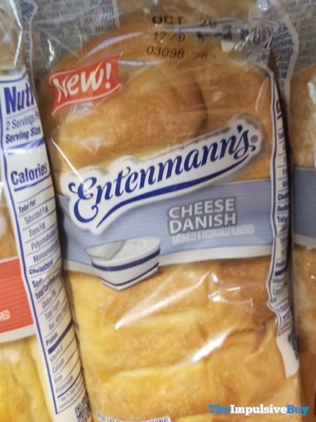 Entenmann s Cheese Danish