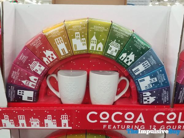 Gourmet Holiday Cocoa Collection