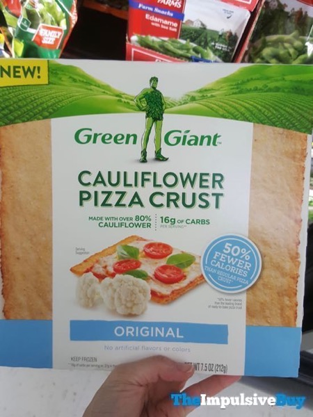 Green Giant Original Cauliflower Pizza Crust