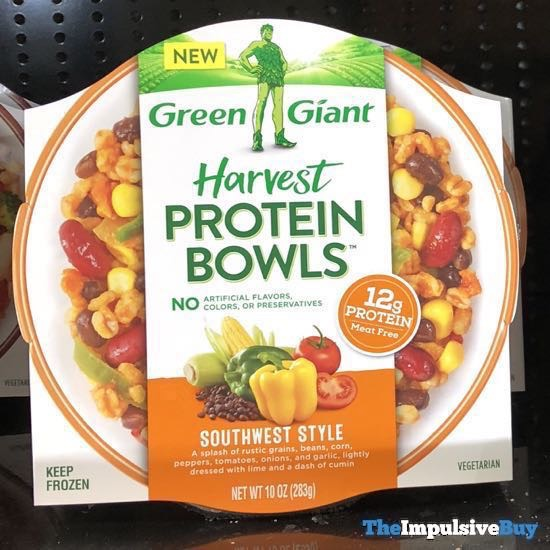 Green Giant Southwest Style Harvest Protein Bowls
