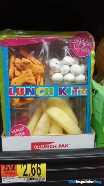 Lunch Kitz Snack To Go