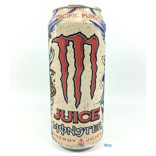 Monster Pacific Punch Energy Juice