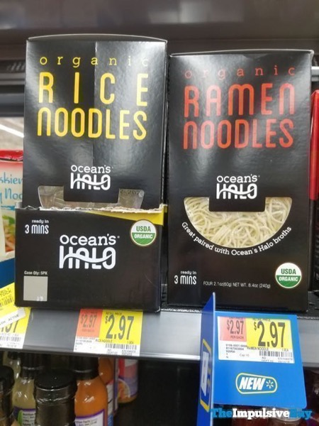 Ocean s Halo Organic Rice Noodles and Ramen Noodles