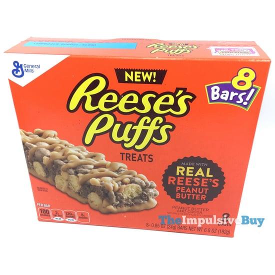 Reese's Puffs Treats  2018