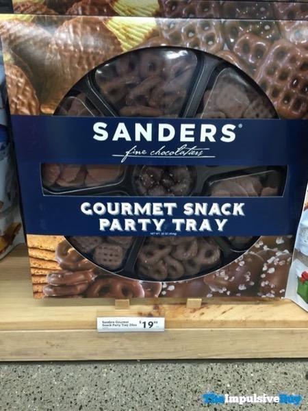 Sanders Gourmet Snack Party Tray