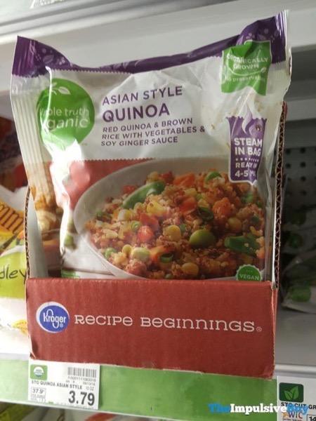 Simple Truth Organic Steam in Bag Asian Style Quinoa