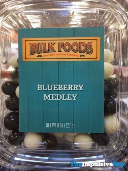 Sprouts Bulk Foods Blueberry Medley