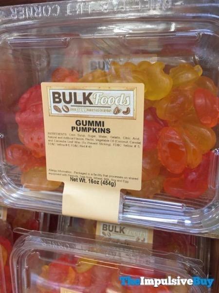 Sprouts Bulk Foods Gummi Pumpkins