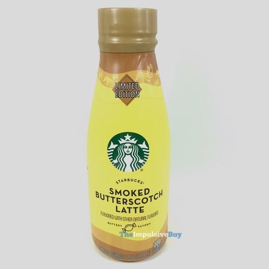 Starbucks Limited Edition Smoked Butterscotch Latte