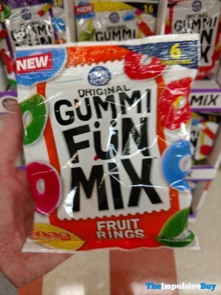 The Gummi Factory Fruit Rings Original Gummy Fun Mix