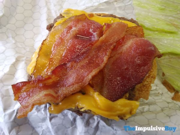 Wendy's S'Awesome Bacon Classic 2