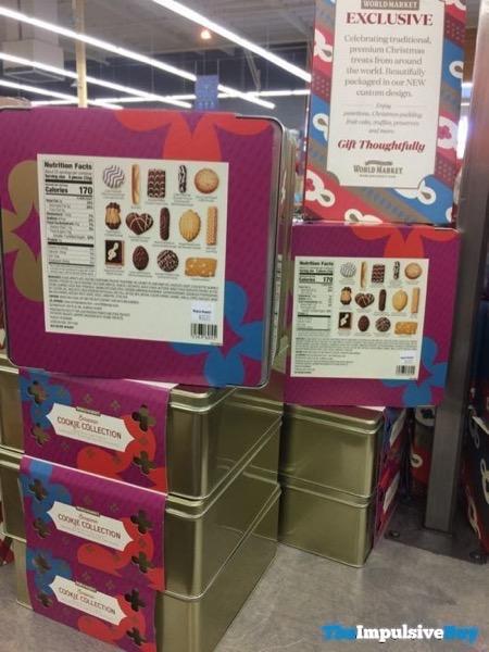 World Market European Cookie Collection