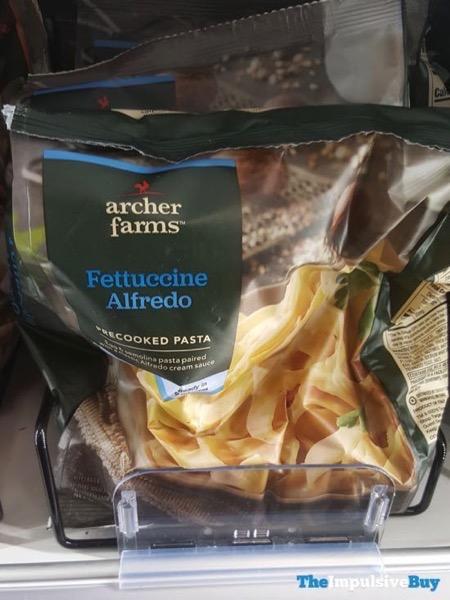Archer Farms Fettuccine Alfredo Precooked Pasta