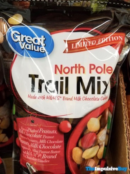 Great Value Limited Edition North Pole Trail Mix