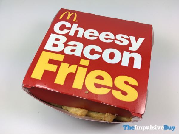 McDonald s Cheesy Bacon Fries