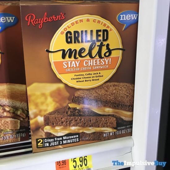 Raybern s Grilled Melts Stay Cheesy Grilled Cheese Sandwich
