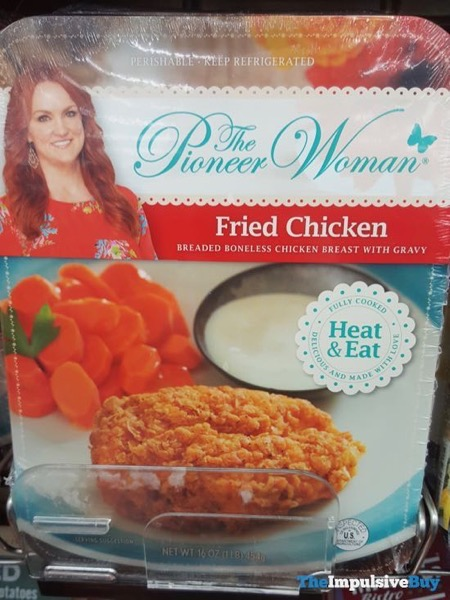 The Pioneer Woman Fried Chicken