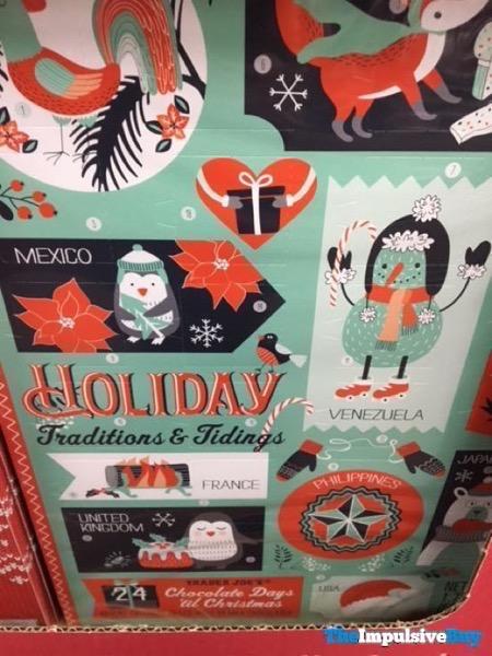 Trader Joe s 24 Chocolate Days  til Christmas 2018