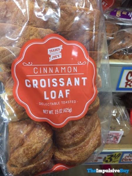 Trader Joe s Cinnamon Croissant Loaf