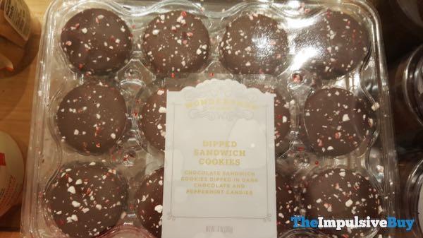 Wondershop at Target Dipped Sandwich Cookies