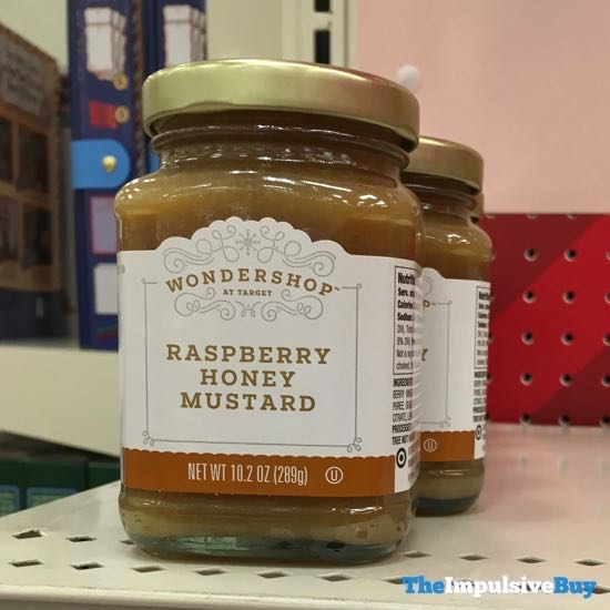 Wondershop at Target Raspberry Honey Mustard