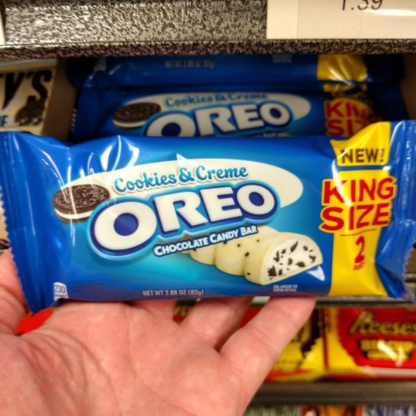 Cookies  Creme Oreo Chocolate Candy Bar