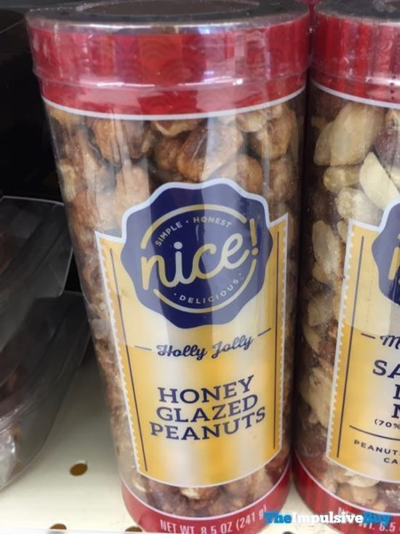 Walgreens Nice Holly Jolly Honey Glazed Peanuts