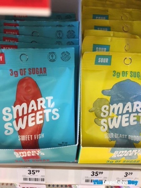Smart Sweets Sweet Fish and Sour Blast Buddies