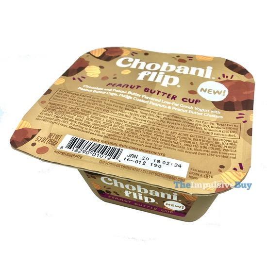 Chobani Flip Peanut Butter Cup