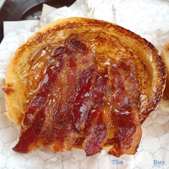 Wendy's Bacon Maple Chicken Sandwich 3