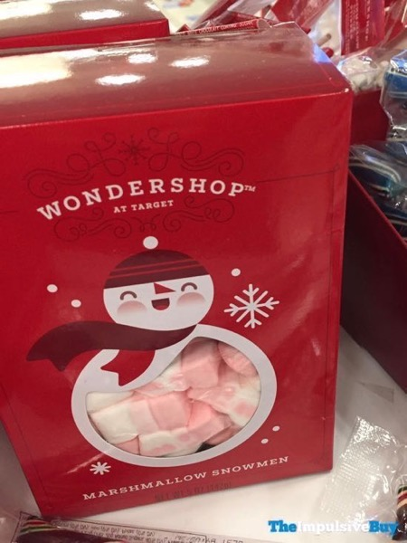 Wondershop at Target Marshmallow Snowmen