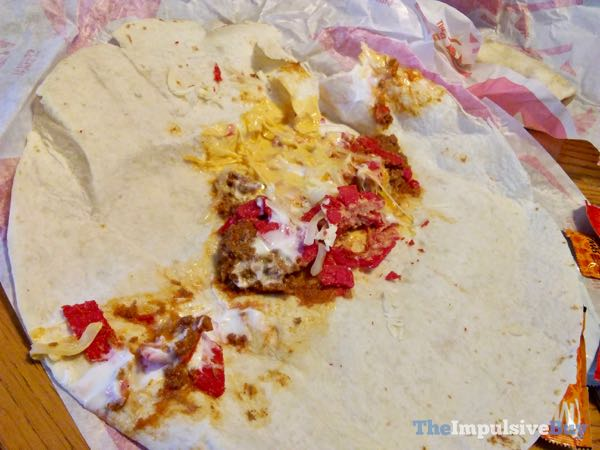 Taco Bell Grande Burritos 2