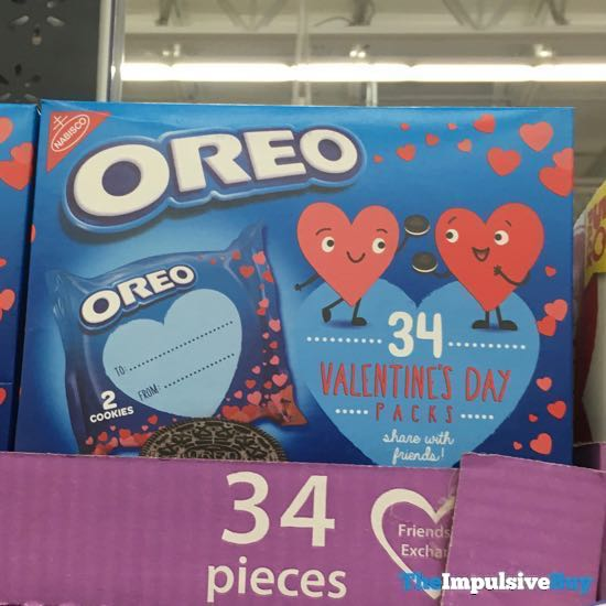 Oreo Valentine s Day Packs