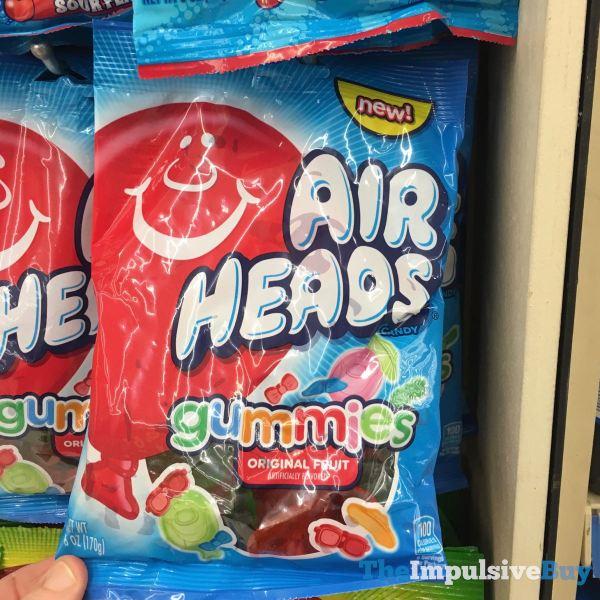 Air Heads Original Fruit Gummies