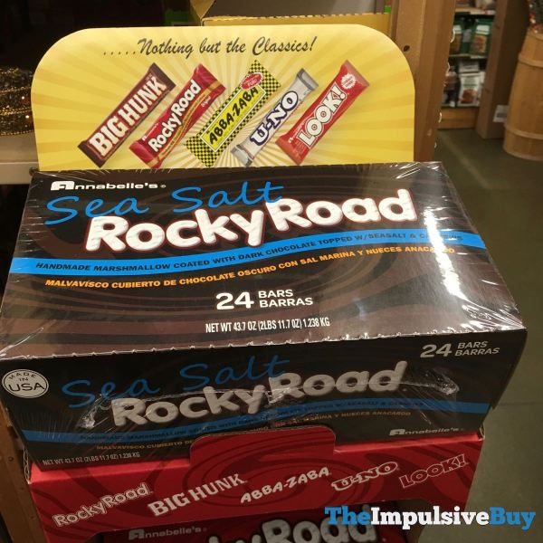 Annabell s Sea Salt Rocky Road Bars