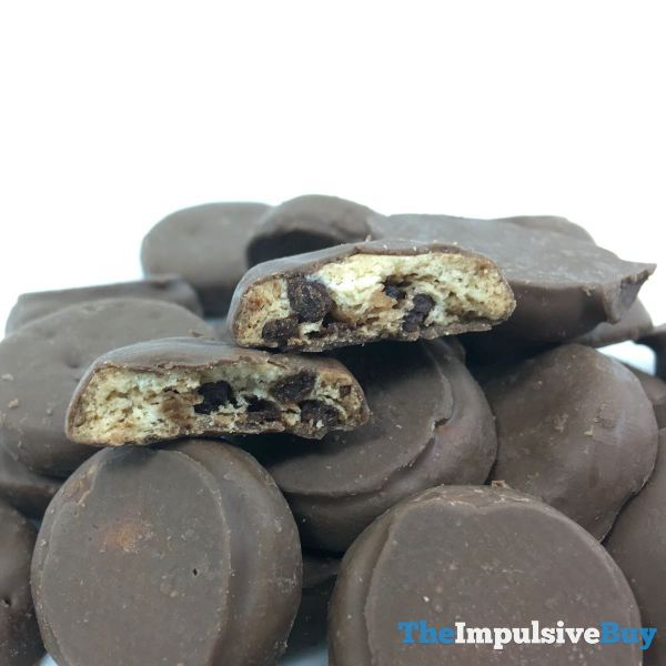 Chips Ahoy Fudge Dipped Thins Bites Cookies